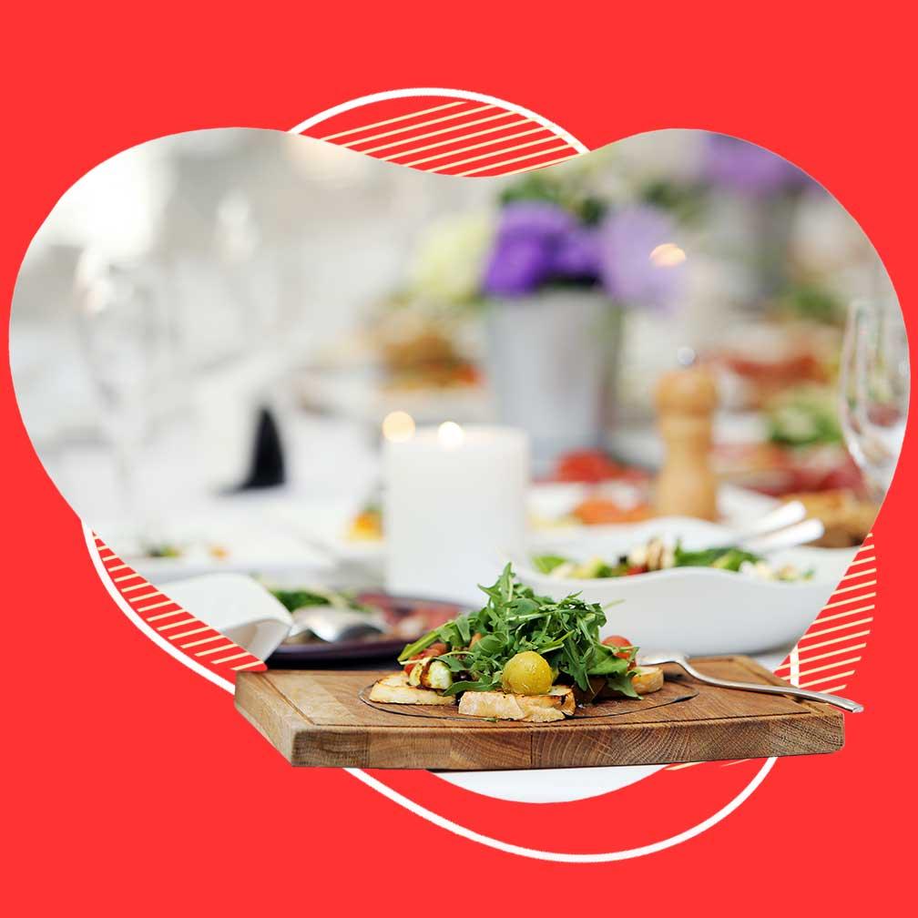 Ресторан ОГОнь Одесса Разнообразие и подача наших блюд не оставит Вас равнодушными