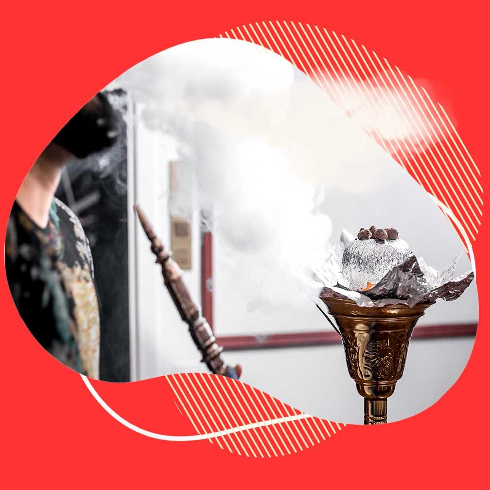 Ресторан ОГОнь Одесса Дымный вкусный кальян Приукрасте свой вечер дымным кальяном с большим ассортиментом вкусов